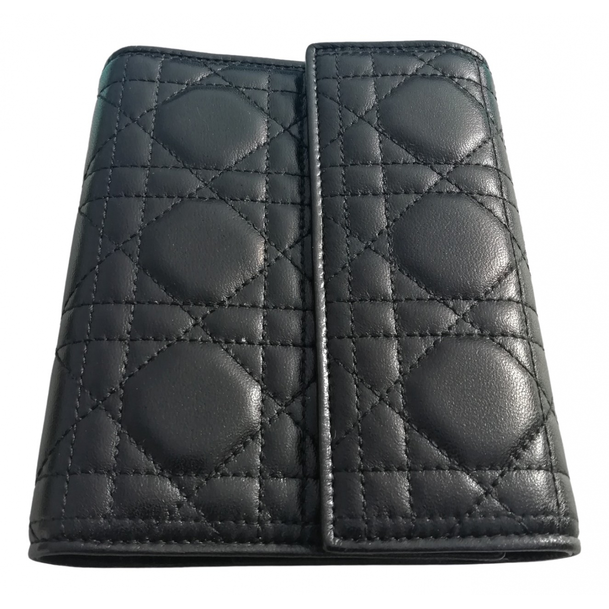 Dior \N Black Leather Home decor for Life & Living \N
