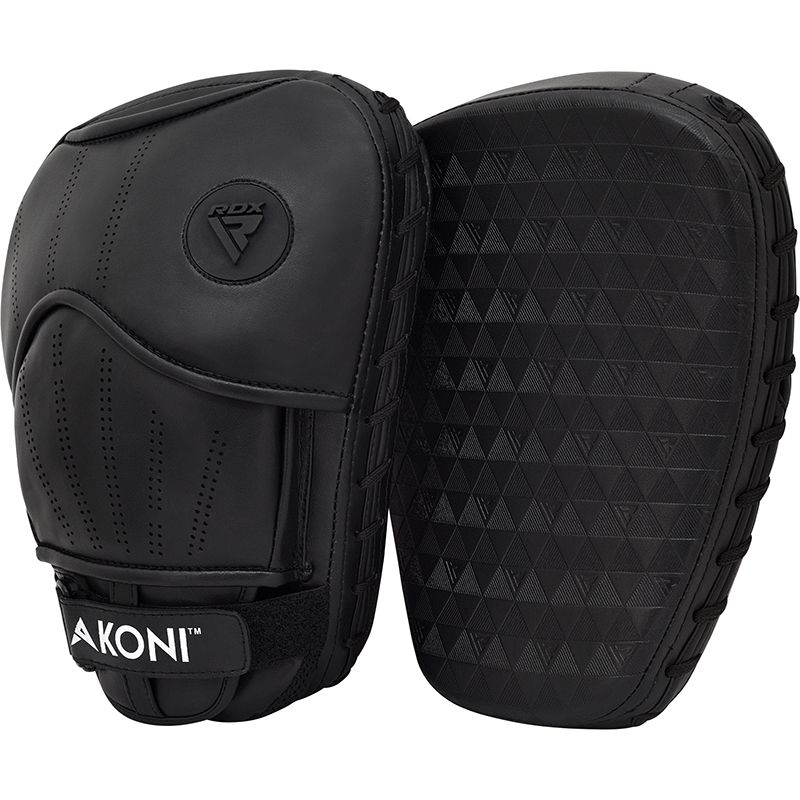 RDX T12 AKONI Boxing Training Punch Mitts Curved Focus Pads