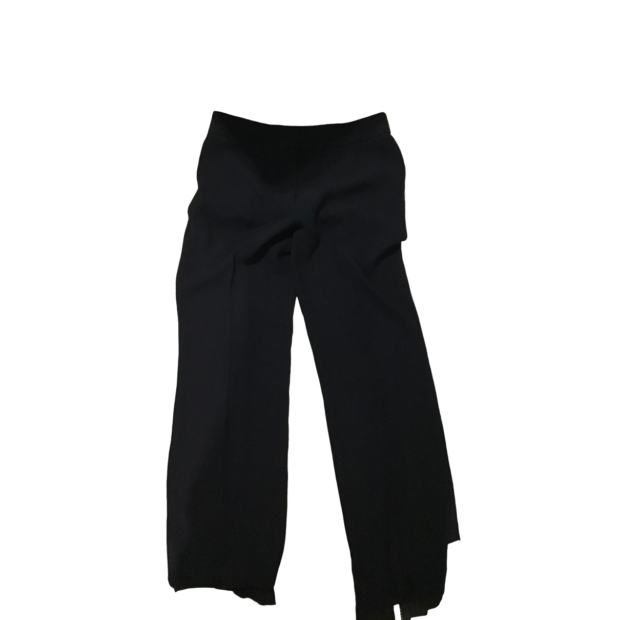 Hobbs \N Black Trousers for Women 12 UK