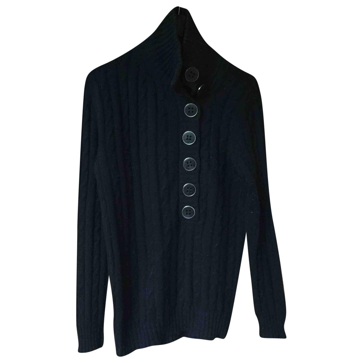 Dolce & Gabbana \N Pullover in  Schwarz Kaschmir