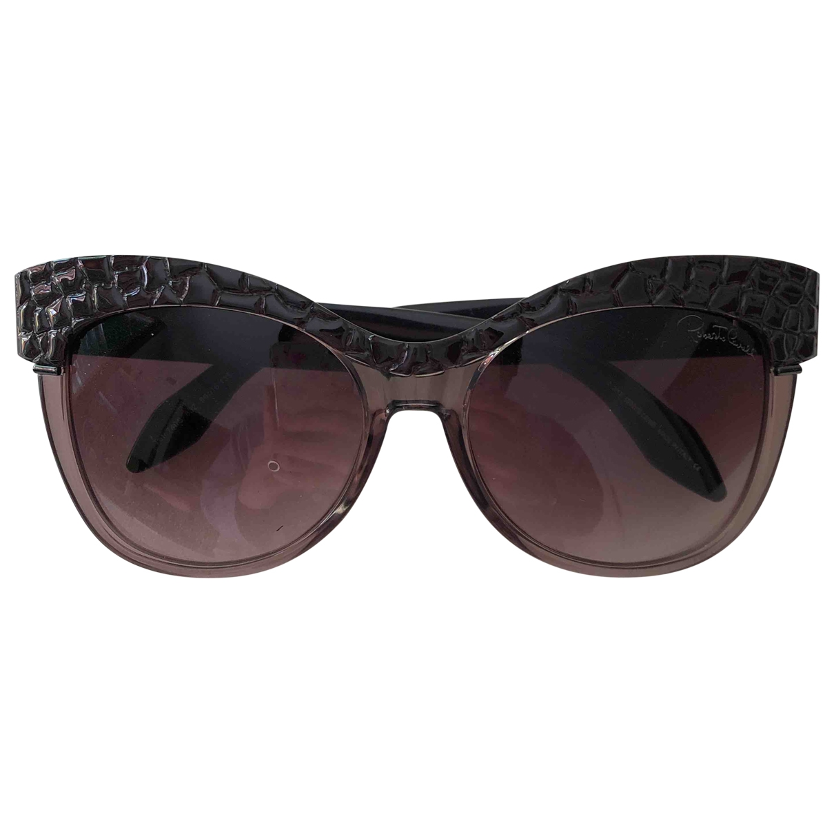 Roberto Cavalli \N Brown Sunglasses for Women \N