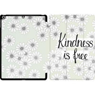 Apple iPad 9.7 (2018) Tablet Smart Case - Kindness is Free von Barlena