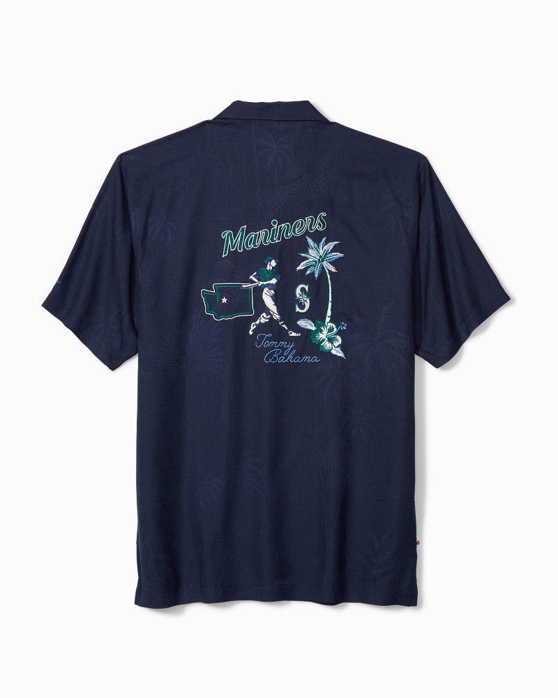 MLB® Mariners® Bases Loaded Camp Shirt