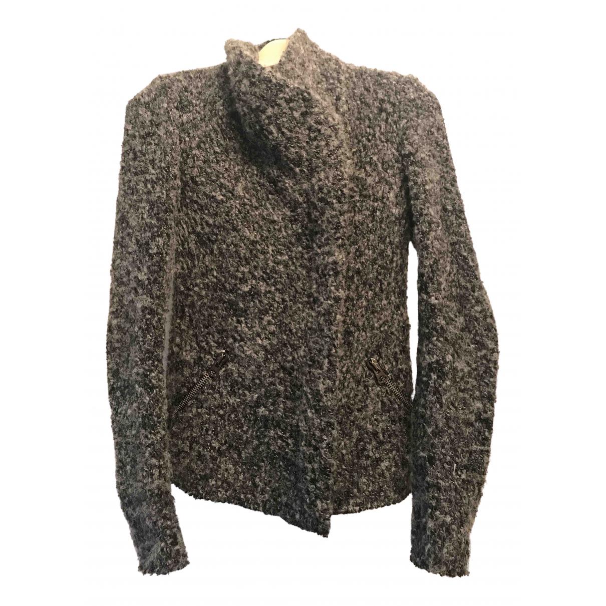Isabel Marant Etoile - Veste   pour femme en coton - gris