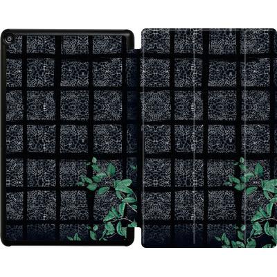 Amazon Fire HD 10 (2017) Tablet Smart Case - Into the Jungle von Stephanie Breeze