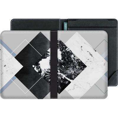 tolino vision 3 HD eBook Reader Huelle - Geometric Textures 5 von Mareike Bohmer