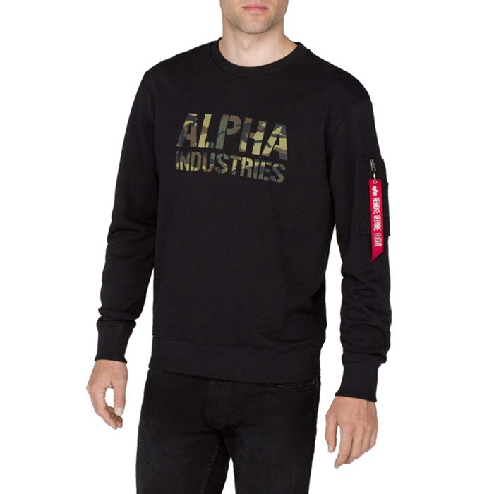 Alpha Industries Camo Print 176301 380