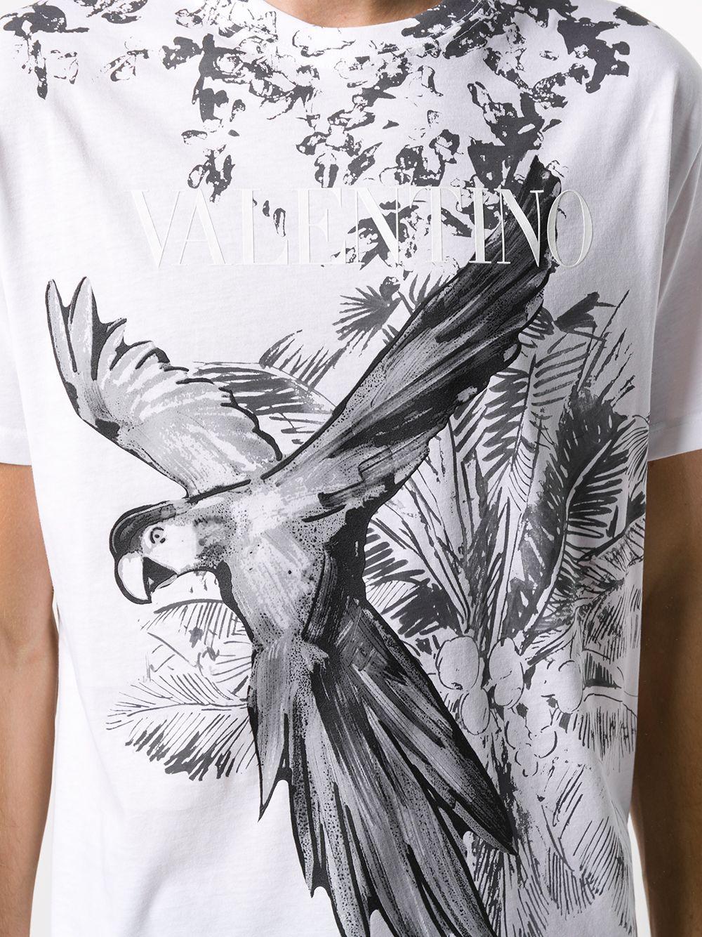 Mural Jungle Jersey T-shirt