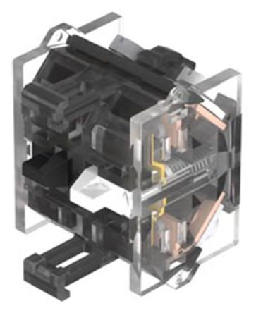 EAO Modular Switch Contact Block for use with Series 04 Switches
