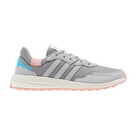 adidas Adidas Retrorun X Womens Sneakers, 5 1/2 Medium, Gray