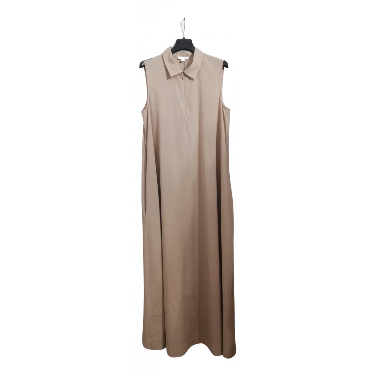 Cos N Beige Cotton dress for Women 40 FR