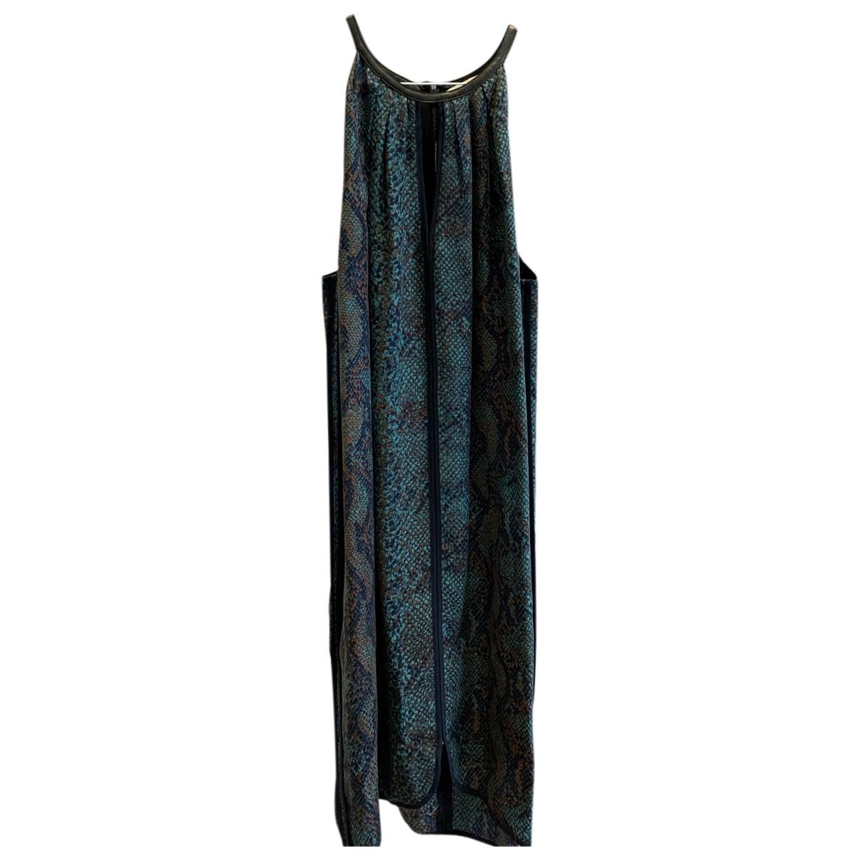 Rebecca Taylor N Green Silk dress for Women 6 US