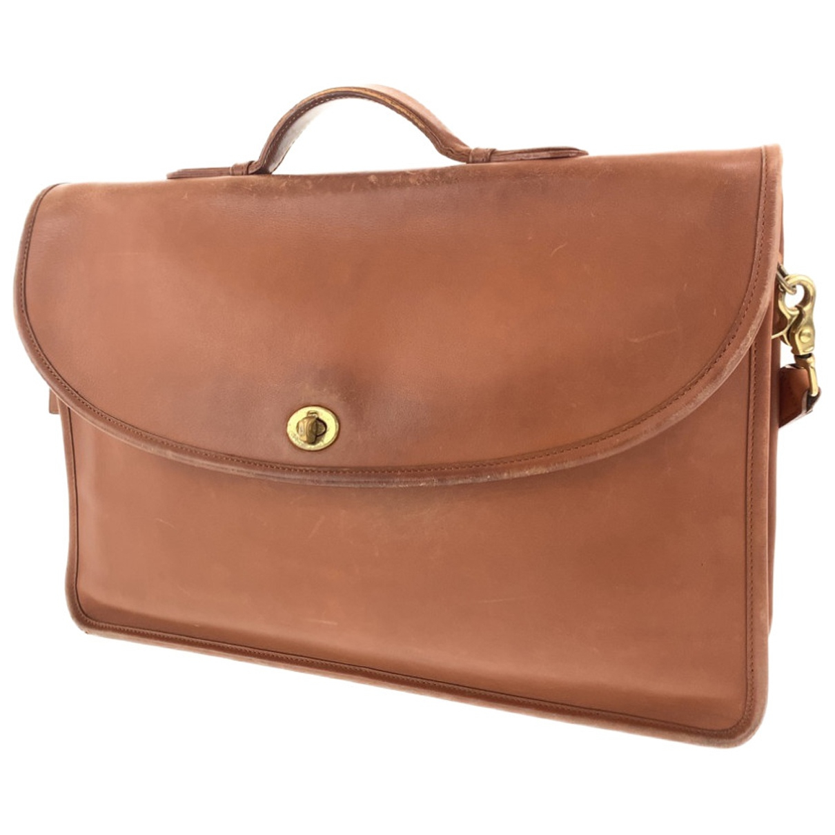Coach N Leather bag for Men N