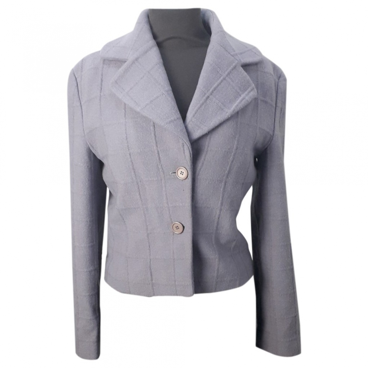 Emporio Armani \N Jacke in Wolle