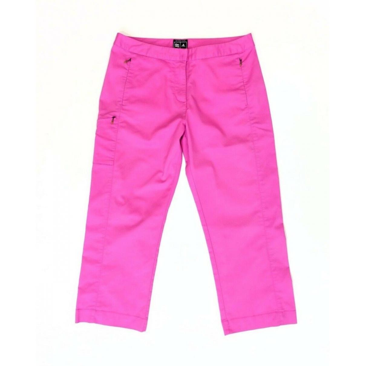 Adidas - Pantalon   pour femme - rose