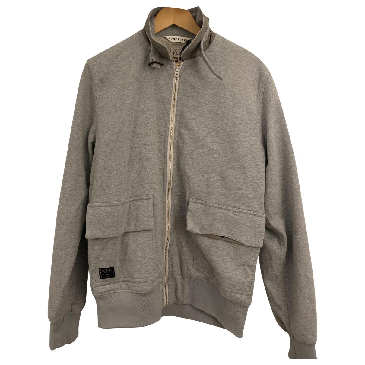 Paul Smith \N Grey Cotton jacket  for Men XL International
