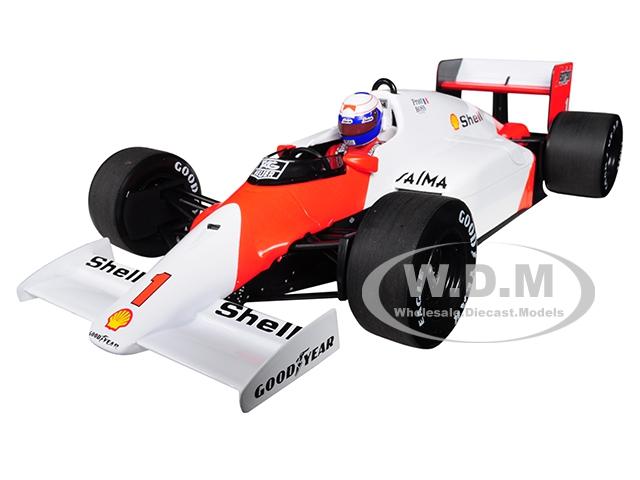 McLaren TAG MP4/2C 1 Alain Prost
