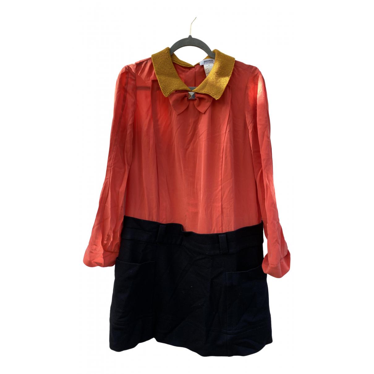 Sonia By Sonia Rykiel \N Kleid in  Rosa Seide