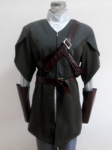 Milanoo The Lord Of The Rings Legolas Halloween Cosplay Costume Halloween