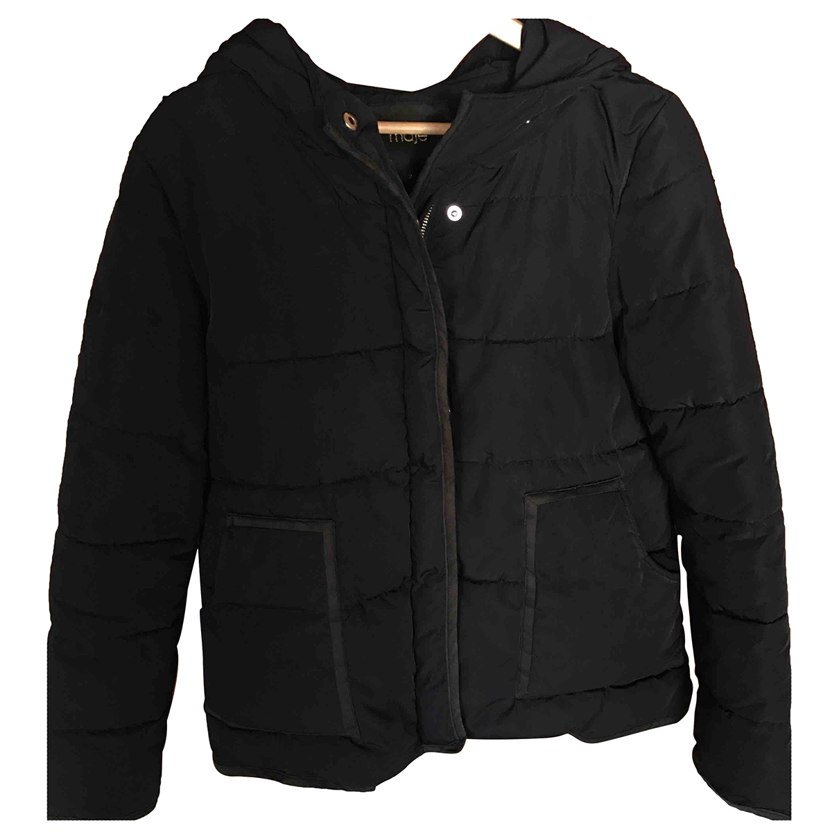 Maje - Manteau   pour femme - marine