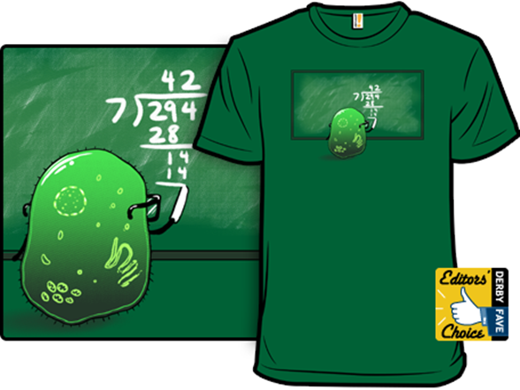 Cell Division T Shirt