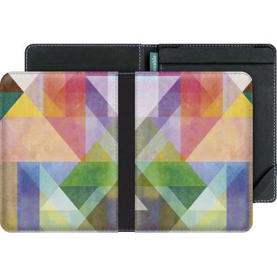 tolino vision 2 eBook Reader Huelle - Color Blocking 1 von Mareike Bohmer
