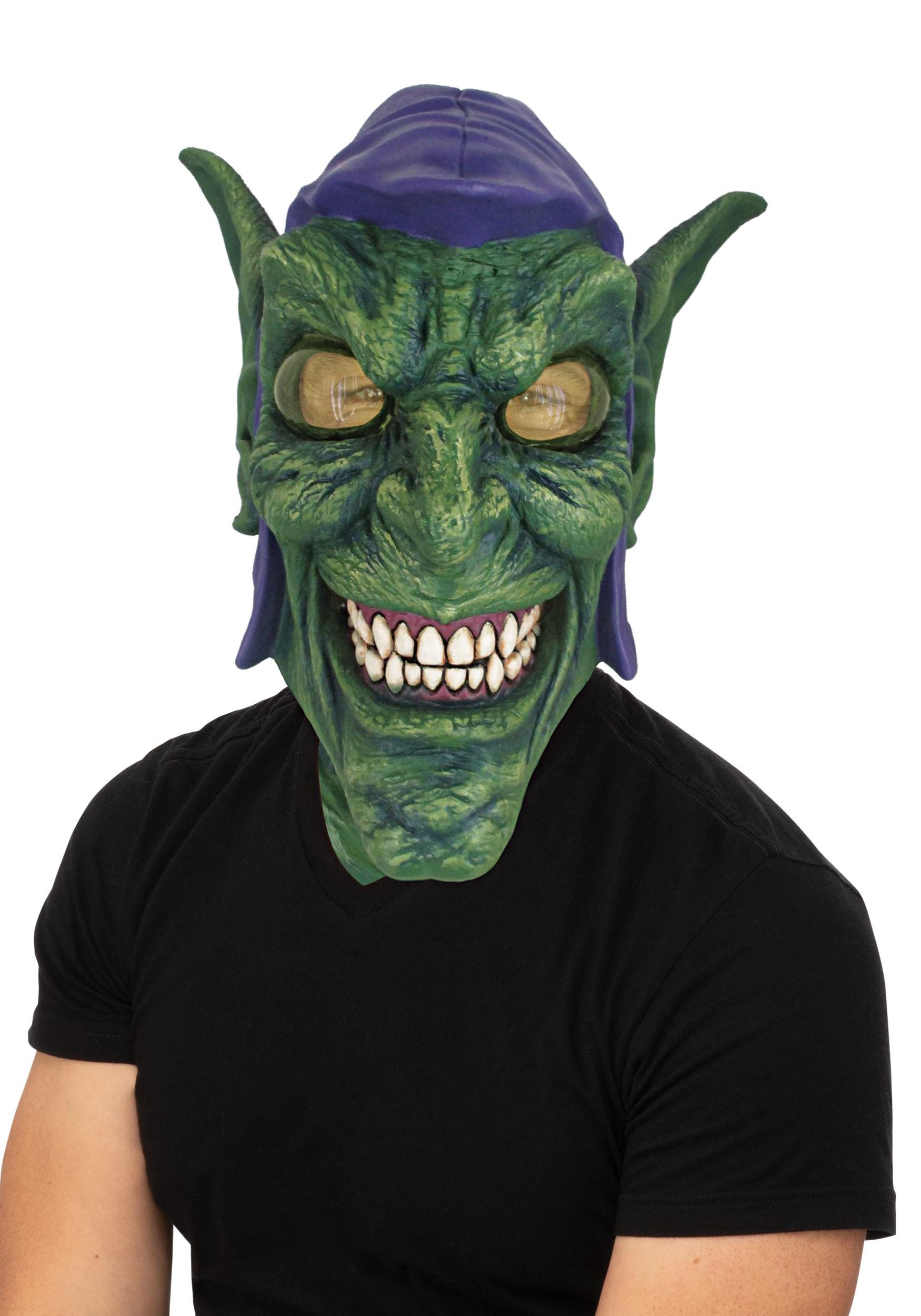 Deluxe Spider-Man Green Goblin Mask