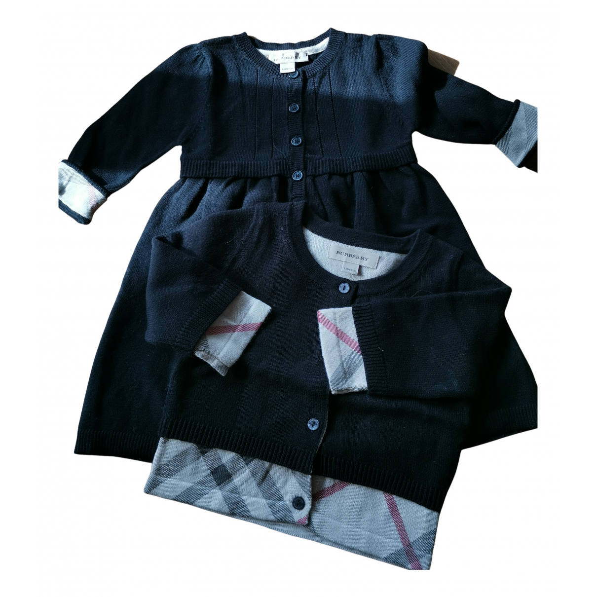 Burberry N Black Cotton Outfits for Kids 6 months - up to 67cm FR