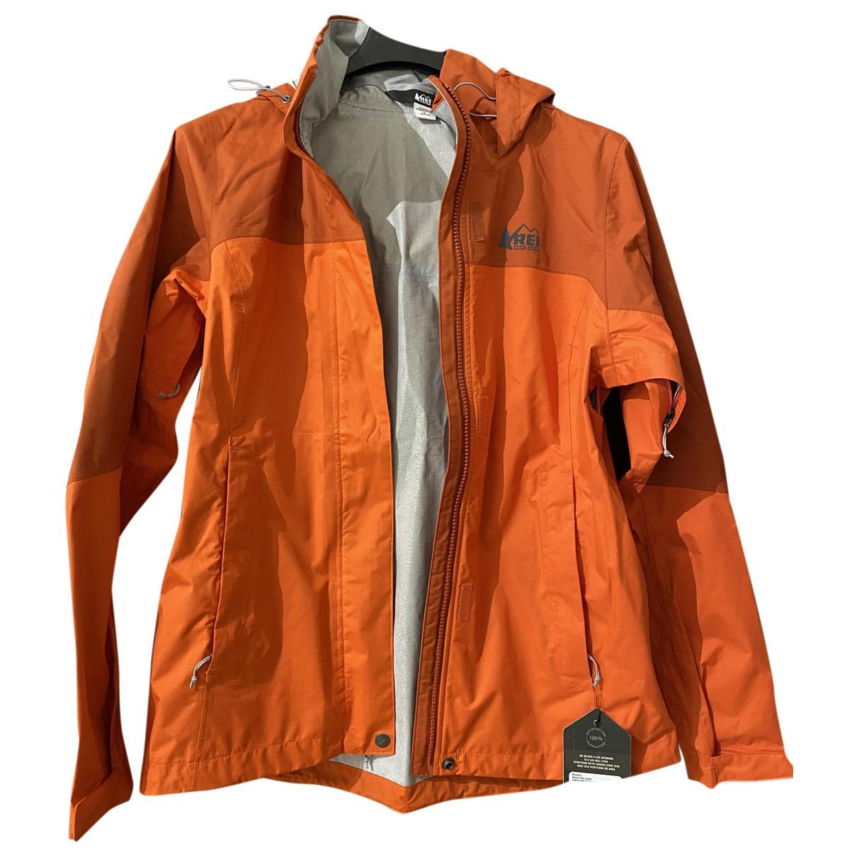 - Veste   pour femme - orange