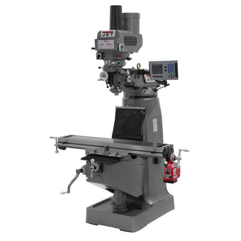 Jet Vertical Milling Machine