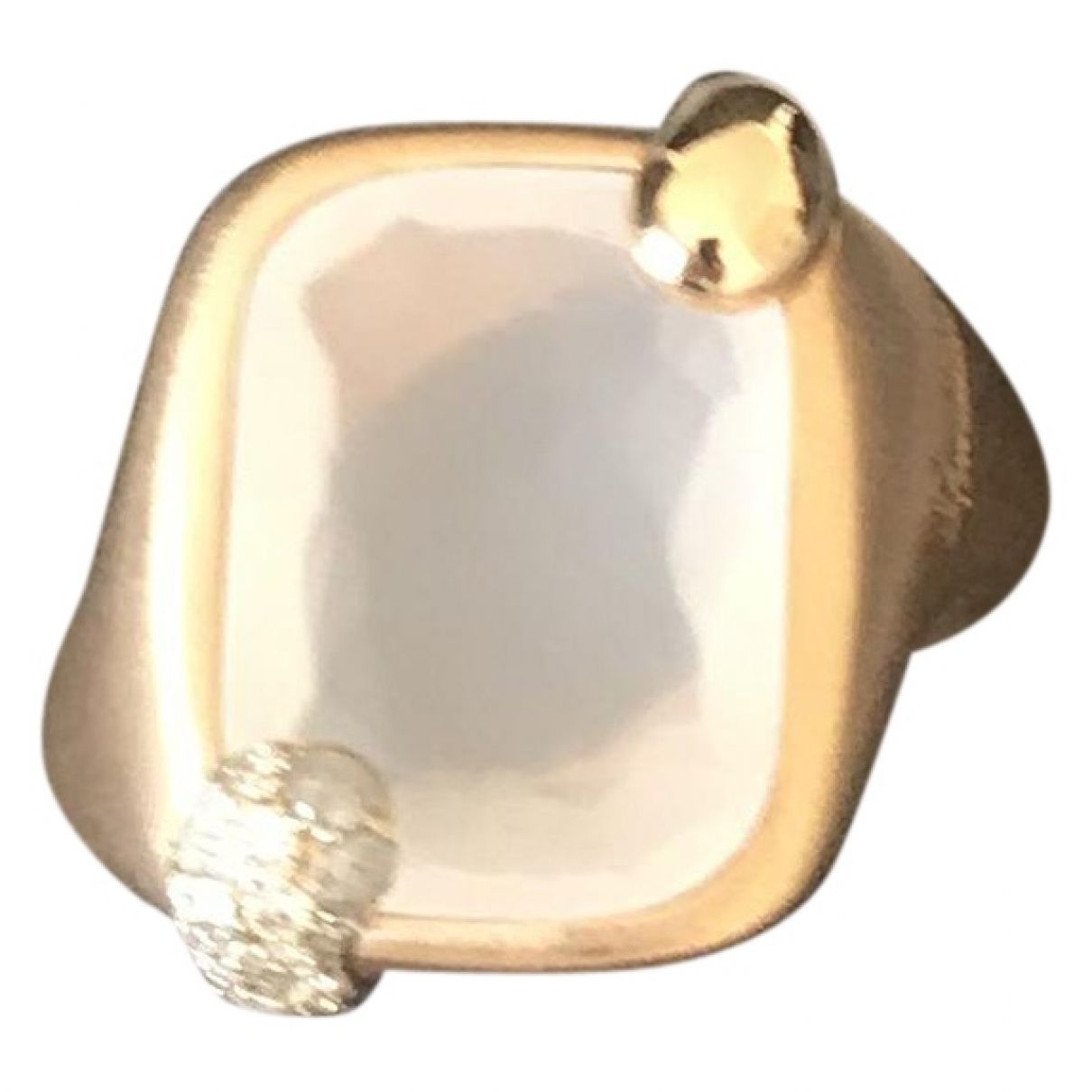 Pomellato Ritratto Pink Pink gold ring for Women 52 MM