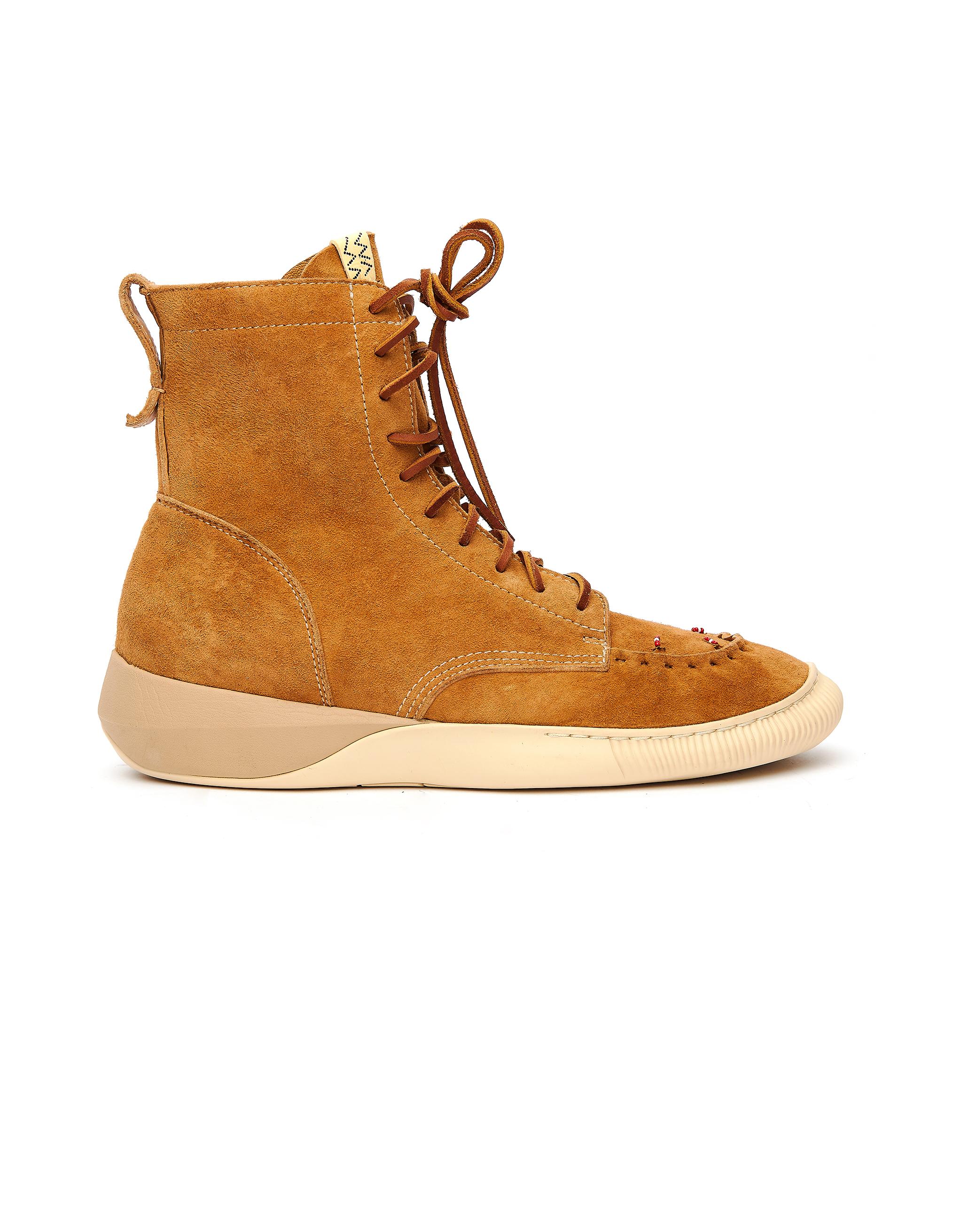Visvim Nabi Moc Hi-Folk Boots
