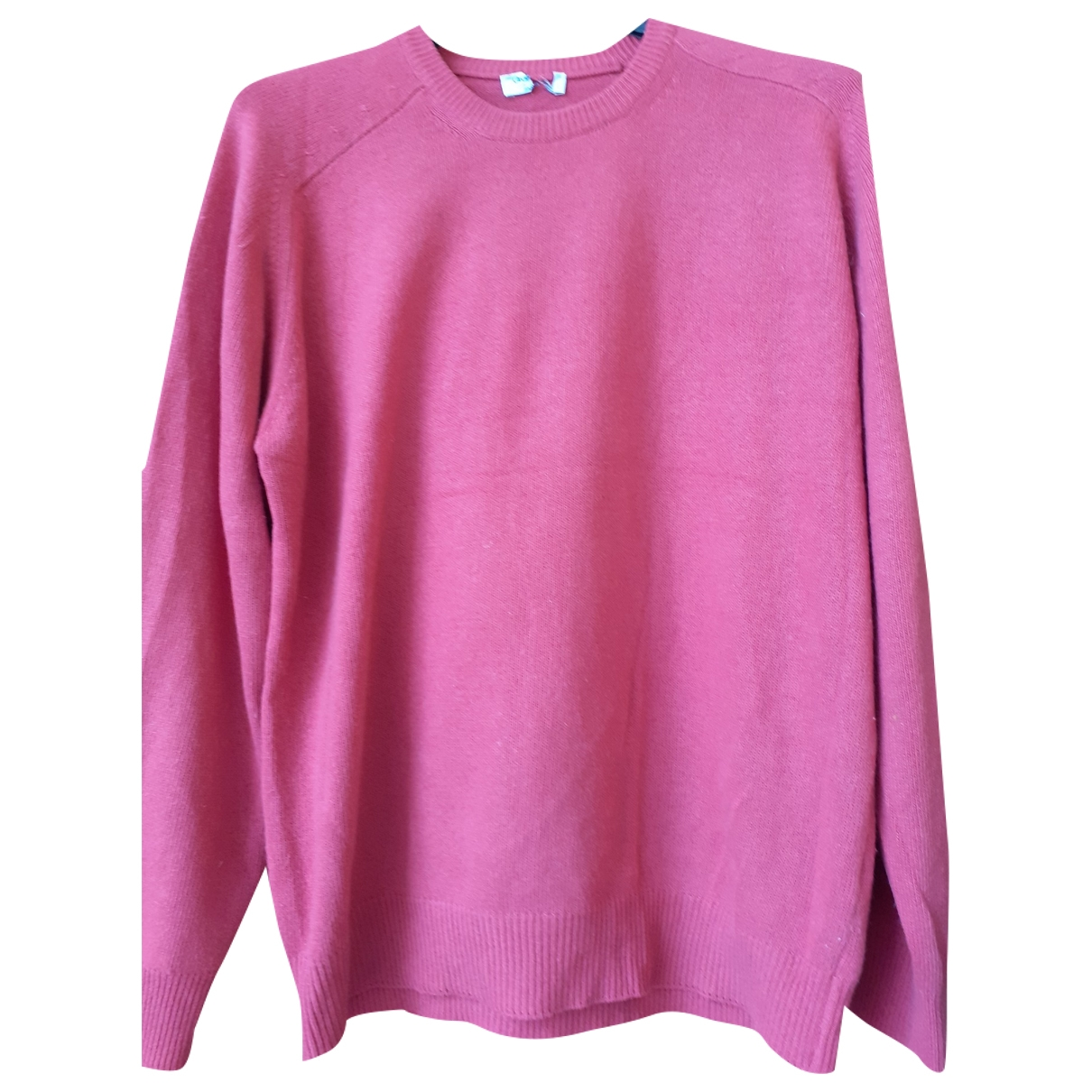 Non Signé / Unsigned \N Pink Cashmere Knitwear & Sweatshirts for Men 50 IT