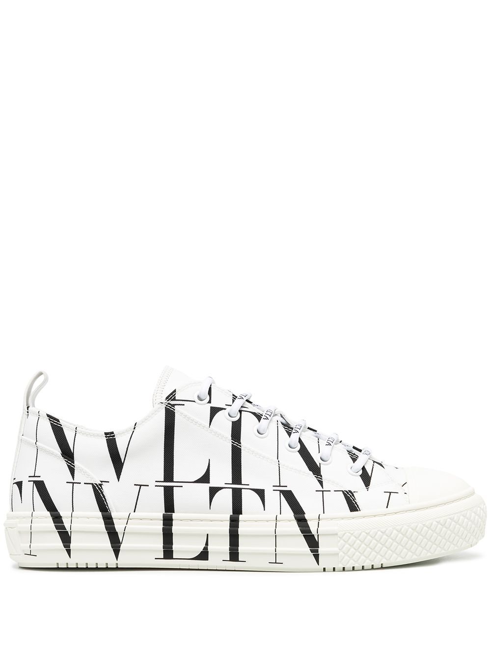 Vltn Leather Sneakers
