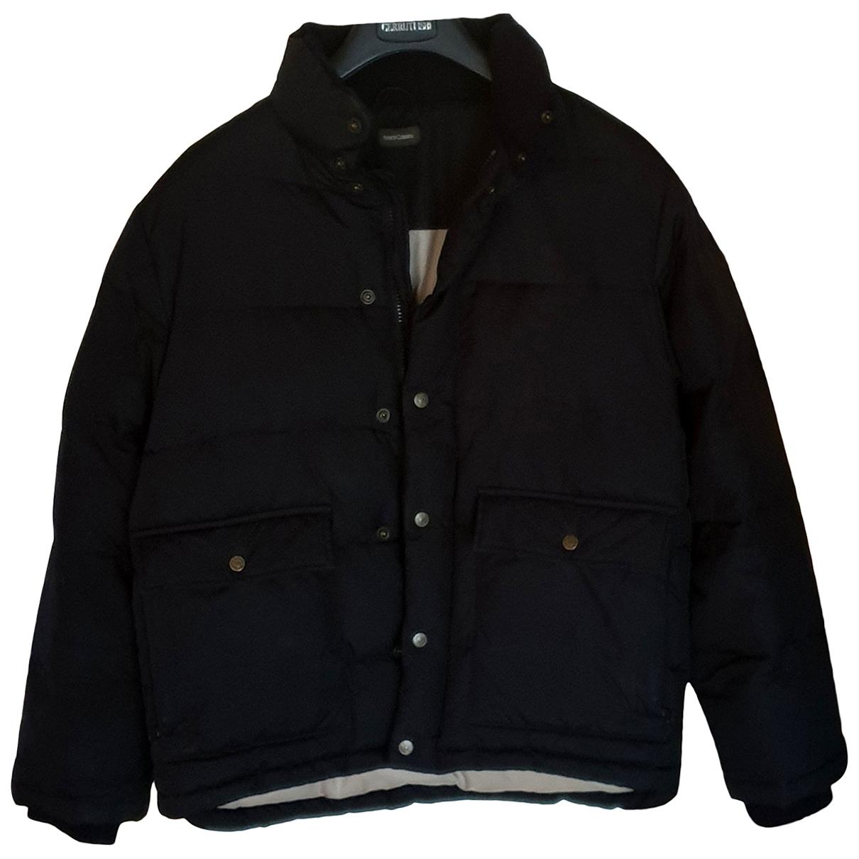 Henry Cotton N Black coat  for Men S International