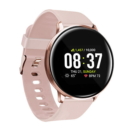 Itouch Sport Womens Multi-Function Pink Smart Watch-42003r-18-0aa, One Size , No Color Family