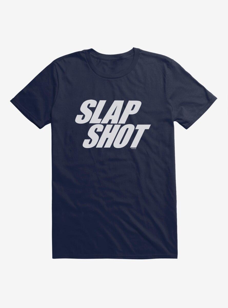 Slapshot Logo T-Shirt