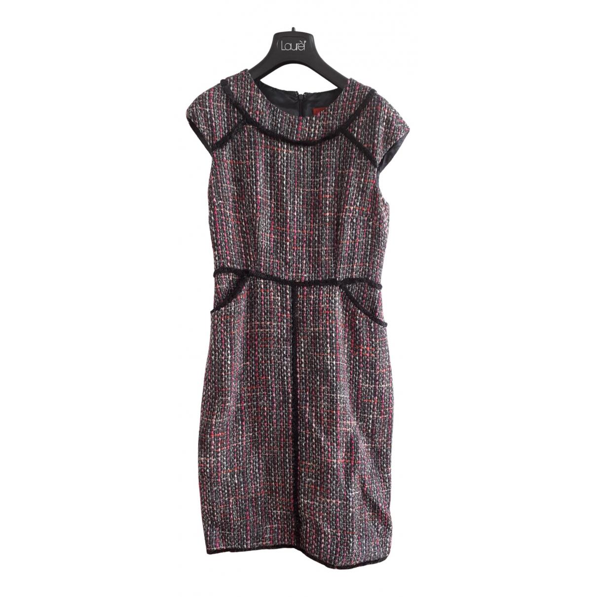 Carolina Herrera - Robe   pour femme en laine - noir