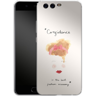 Huawei P10 Silikon Handyhuelle - Confidence von caseable Designs