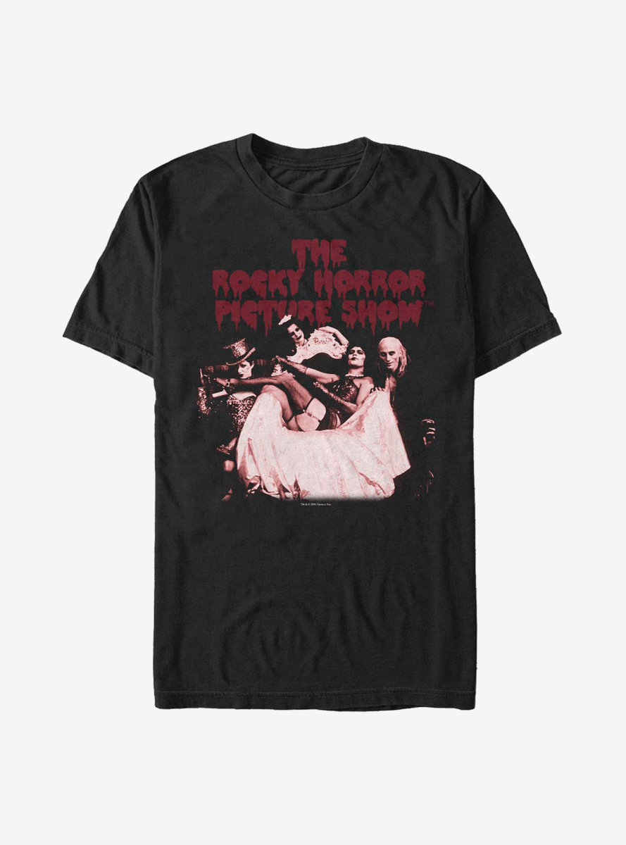 The Rocky Horror Picture Show Throne Tonal T-Shirt