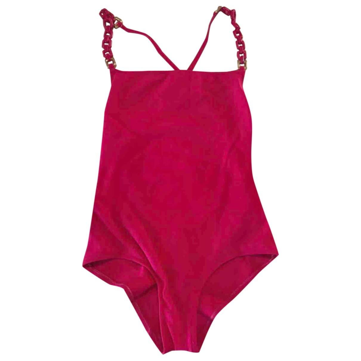 Louis Vuitton - Bain   pour femme en lycra - rose