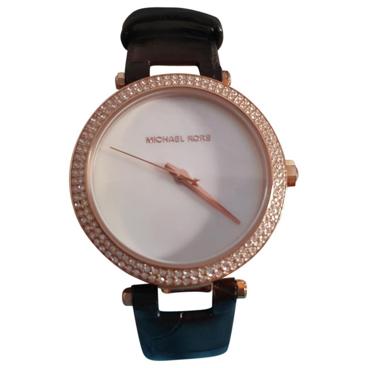 Michael Kors \N Metallic Steel watch for Women \N