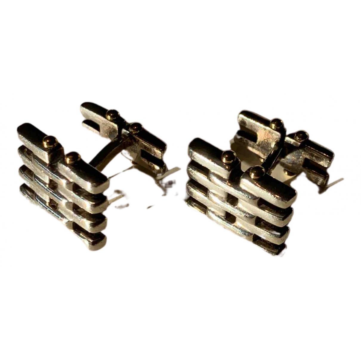 Tiffany & Co \N Silver Silver Cufflinks for Men \N