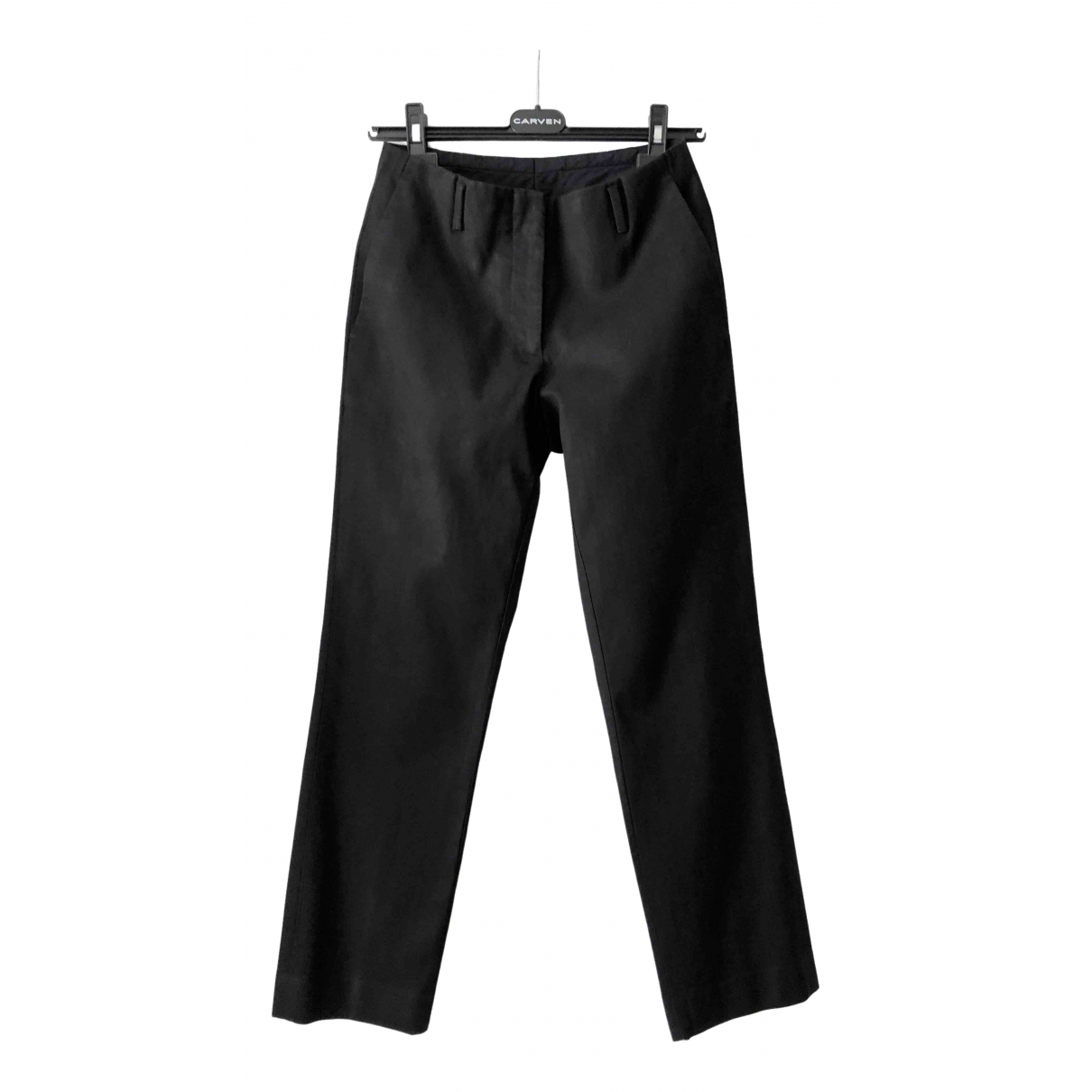 Pantalon recto Dries Van Noten