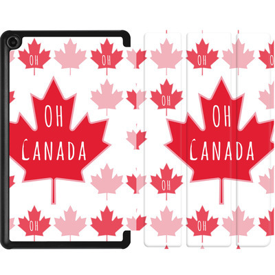 Amazon Fire 7 (2017) Tablet Smart Case - Oh Canada  von caseable Designs