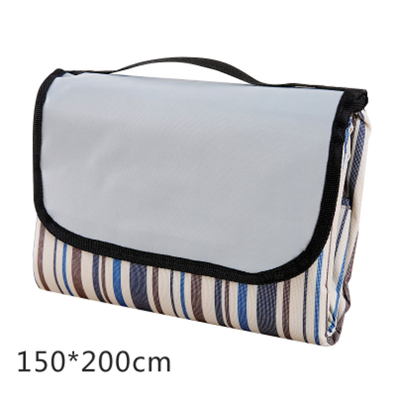Camping Mats Waterproof Thickened Picnic Mat Cloth Camping Spring Outing Outdoor Beach Mat Lawn Portable Damp Proof Mat Ultra Light Picnic