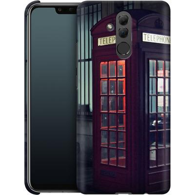 Huawei Mate 20 Lite Smartphone Huelle - London Calling 2 von Ronya Galka