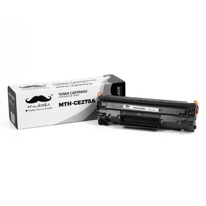 Compatible HP LaserJet Pro P1566 Black Toner Cartridge by Moustache