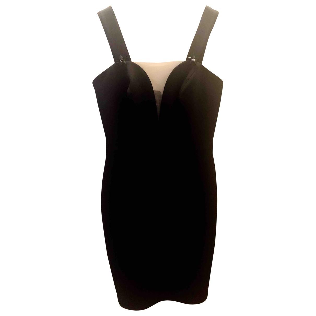 Elisabetta Franchi - Robe   pour femme - noir