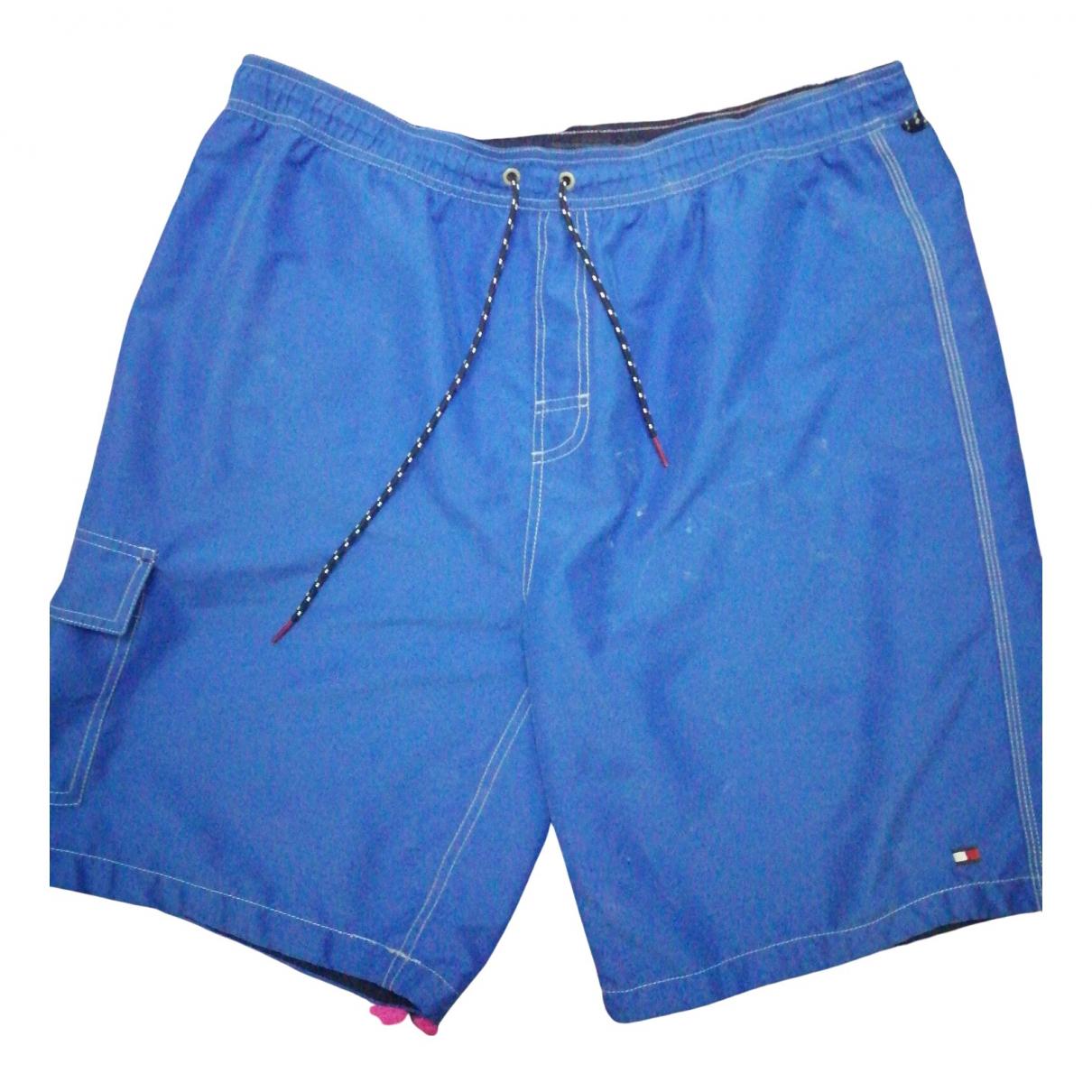 Tommy Hilfiger \N Shorts in  Blau Polyester